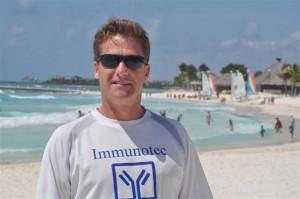 Au soleil avec Immunocal